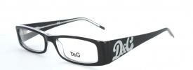 Dolce & Gabbana DG 1127 Discontinued 2095 Prescription Glasses