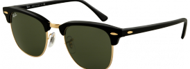 Ray-Ban RB 3016 Clubmaster Discontinued 1733 Sunglasses