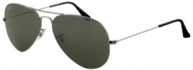 Ray-Ban RB 3025 Aviator Discontinued 1335 Sunglasses