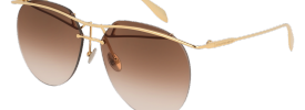 Alexander McQueen AM 0155SA Sunglasses