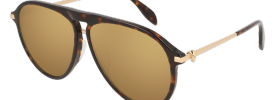Alexander McQueen AM 0156SA Sunglasses