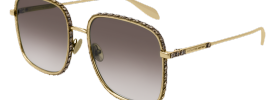 Alexander McQueen AM 0180S Sunglasses