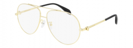 Alexander McQueen AM 0260O Prescription Glasses