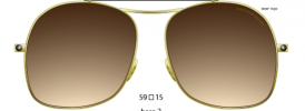 Alexander McQueen AM 0088S Sunglasses