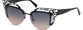 DSquared2 DQ 0312 EMANUELLE Sunglasses
