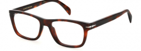 David Beckham DB 7011 Prescription Glasses