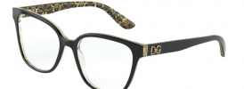 Dolce & Gabbana DG 3321 Prescription Glasses