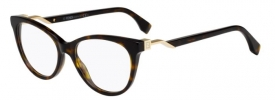 Fendi FF 0201 Prescription Glasses