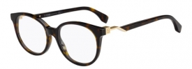 Fendi FF 0202 Prescription Glasses