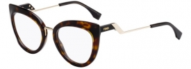 Fendi FF 0334 Prescription Glasses