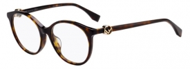 Fendi FF 0336/F Prescription Glasses