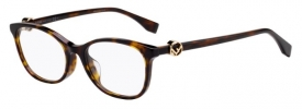 Fendi FF 0337/F Prescription Glasses