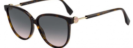 Fendi FF 0345S Sunglasses