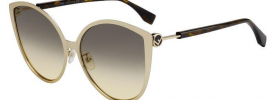 Fendi FF 0395FS Sunglasses