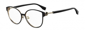 Fendi FF 0396/F Prescription Glasses