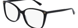 Gucci GG 0026O Prescription Glasses