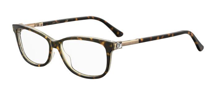 Jimmy Choo JC 263 Prescription Glasses from $171.70