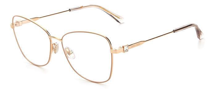 Jimmy Choo JC 272 Prescription Glasses | Free Delivery