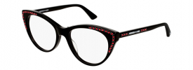 McQ MQ 0153O Prescription Glasses