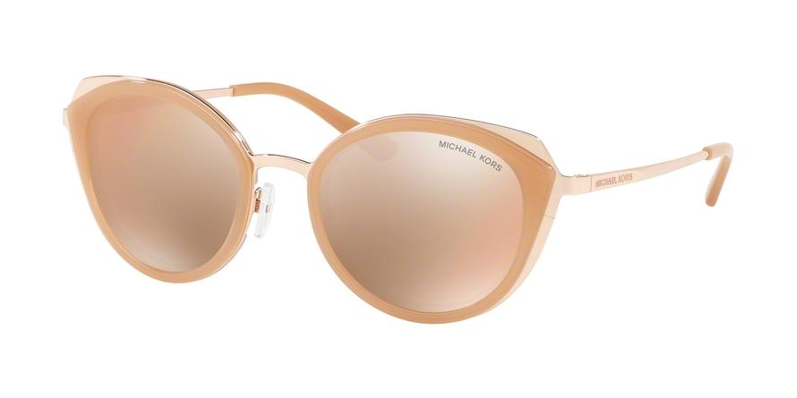 f313421fc1 1026R1 - ROSE GOLD MILKY LT BROWN. Frames · Designer Sunglasses · Michael  Kors Sunglasses ...