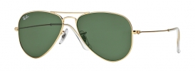 Ray-Ban RB 3044 AVIATOR SMALL METAL Sunglasses
