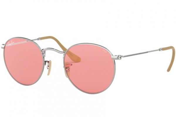 Ray-Ban RB 3447 ROUND METAL Sunglasses