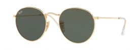 Ray-Ban RB 3447N ROUND METAL Sunglasses