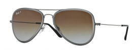 Ray-Ban RB 3513M AVIATOR FLAT METAL Discontinued Sunglasses