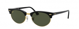 Ray-Ban RB 3946 CLUBMASTER OVAL Sunglasses