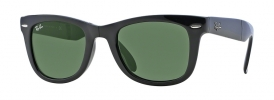 Ray-Ban RB 4105 FOLDING WAYFARER Sunglasses