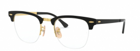 Ray-Ban RX3716VM CLUBMASTER METAL Prescription Glasses