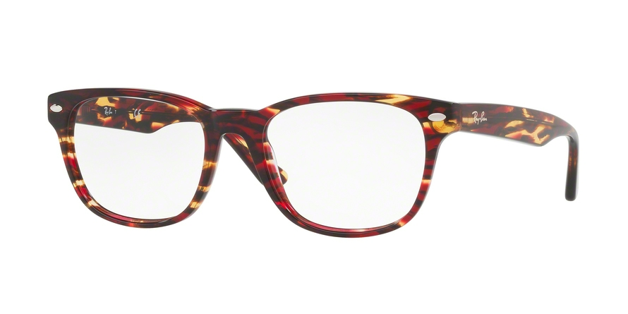 5710 - SPOTTED RED/ BROWN/YELLOW