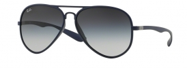 Ray-Ban RB 4180 AVIATOR LITEFORCE Discontinued 4 Sunglasses