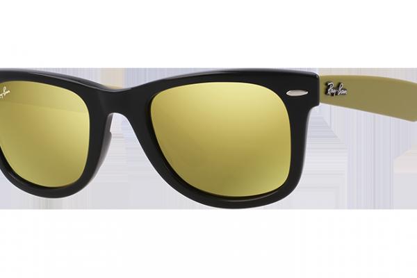Ray Ban Wayfarer Transparent Sunglasses - Highgate Park