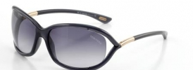 Tom Ford TF 0008 JENNIFER Sunglasses
