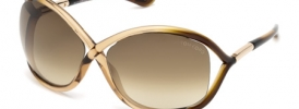 Tom Ford TF 0009 WHITNEY Sunglasses
