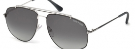Tom Ford TF 0496 GEORGES Sunglasses