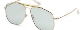 Tom Ford TF 0557 CONNOR Sunglasses