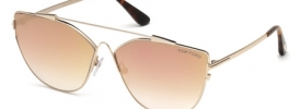 Tom Ford TF 0563 JACQUELYN Sunglasses