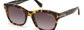 Tom Ford TF 0614 LAUREN Sunglasses