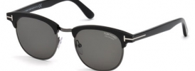 02D - matte black / smoke polarized