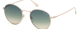 Tom Ford TF 0649 RYAN Sunglasses