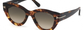 Tom Ford TF 0658 SLATER Sunglasses