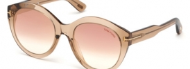 Tom Ford TF 0661 ROSANNA Sunglasses