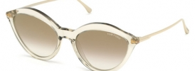 Tom Ford TF 0663 CHLOE Sunglasses