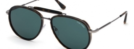 Tom Ford TF 0666 TRIPP Sunglasses