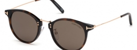 Tom Ford TF 0673 JAMIESON Sunglasses