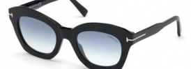Tom Ford FT 0689 BARDOT-02 Sunglasses