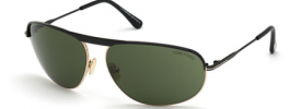 Tom Ford FT 0774 GABE Sunglasses
