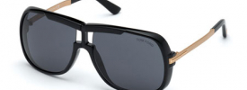 Tom Ford FT 0800 CAINE Sunglasses